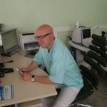 MUDr. Robert Maršík - zástupce šéflékaře